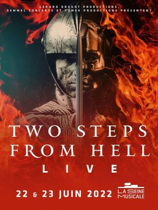 Two Steps From Hell - LIVE