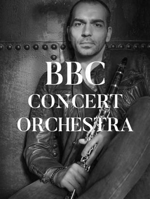 BBC Concert Orchestra - Benny Goodman on fire !
