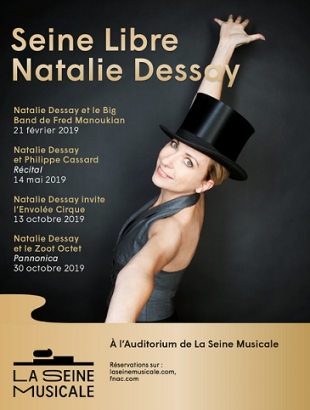 Natalie Dessay Et Le Big Band De Fred Manoukian