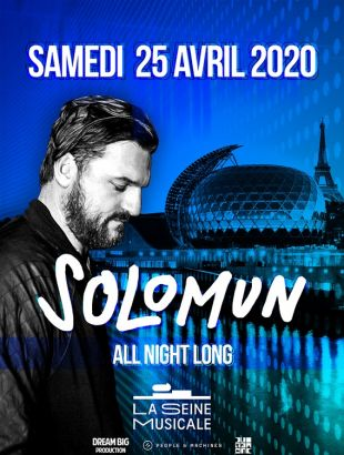 Solomun Paris 2020