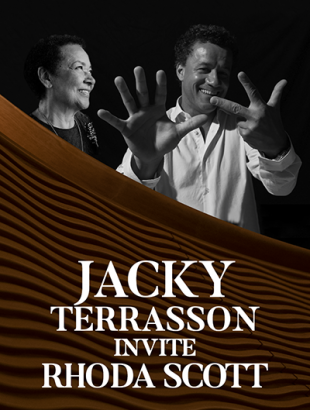 Jacky Terrasson Trio invite Rhoda Scott