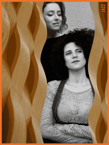 Cyrille Aimee et Lucienne Renaudin Vary